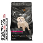 PUPPY EXCLUSIVE ΠΡΩΤΕΙΝΗ 30% – ΛΙΠΟΣ 11%